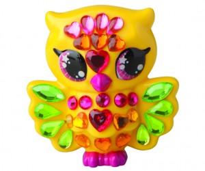 68608 Artsi Glitter Petz Owl_Tiled